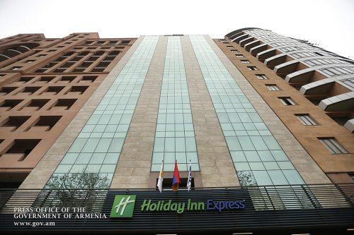 هتل هالیدی این اکسپرس