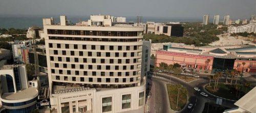 هتل آرامیس پالاس