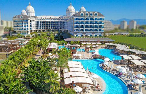 هتل آدالیا الیت