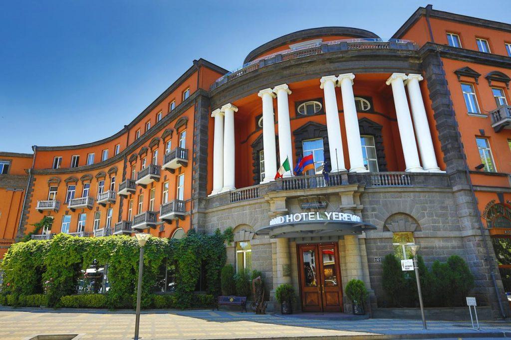 تور ایروان هتل گرند