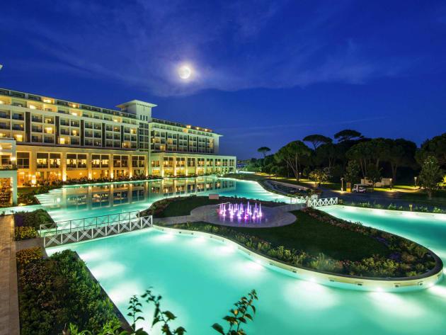 تور آنتالیا هتل ریکسوس پریمیوم