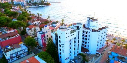 هتل آسنا
