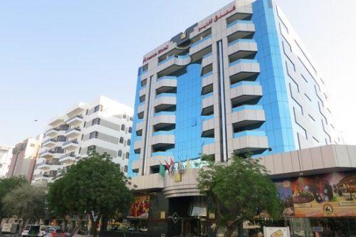 هتل سیتی اونیو