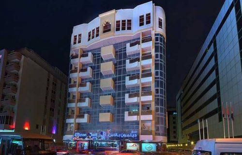 هتل دلمون پالاس