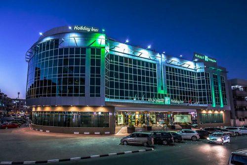 هتل هالیدی این بر دبی