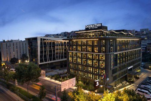 هتل دبل تیری بای هیلتون استانبول