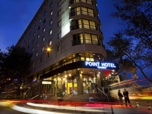 هتل پوینت