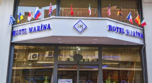 هتل مارینا ازمیر