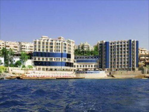 هتل چاریسما دلوکس