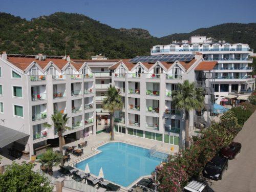 هتل پالما مارماریس