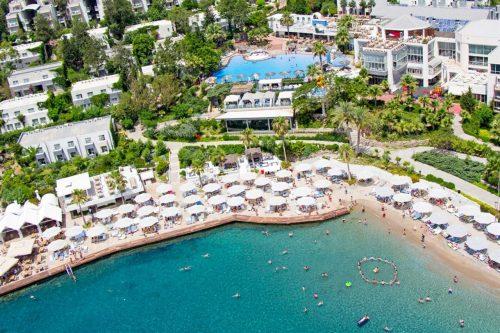 هتل گودس آف بدروم ایسیس