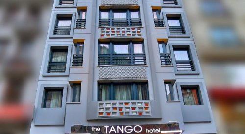 هتل تانگو تکسیم