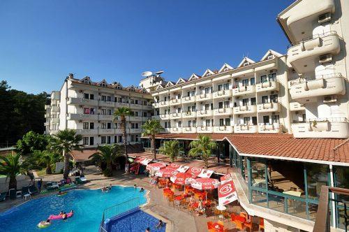 هتل پینتا کلاب